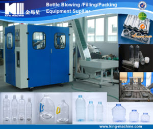 Automatic Pet Bottle Blowing Making Machine (KM) pictures & photos