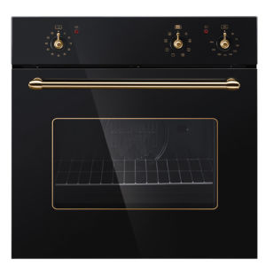 Oppein Black Single Electric Wall Built-in Oven (KWS295-K605A) pictures & photos