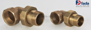 Lead-Free Brass & Bronze Union/Elbow/Compression Fitting pictures & photos