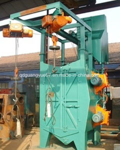 Q376 Hook Type Shot Blasting Machine with Ce ISO pictures & photos