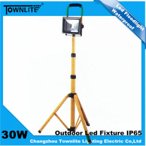Tla-Zs2218-30W High Quality Outdoor Lighting 10W-30W LED Flood Light 30W