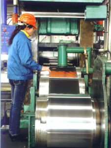 Electrolytic Tinplate Coil- 3