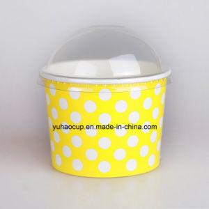 16oz Frozen Yogurt&Ice Cream Cups Custom (YHC-014) pictures & photos