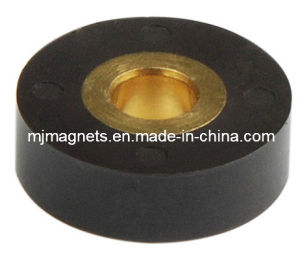 Plastic Injection Molded Permanent Magnet for Sensor