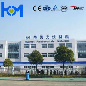 Arc Solar Coated Toughened/ Tempered Photovoltaic Glass pictures & photos