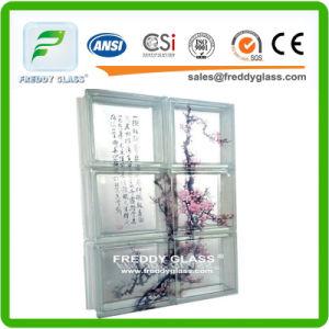 Glass Block/Glass Brick/Clear Glass Block/Clear Glass Corner Brick/Glass Shoulder pictures & photos