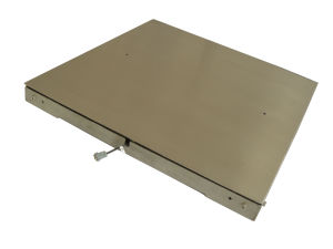 Ce 1t - 3t Stainless Steel Floor Scales pictures & photos