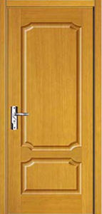 Hot Sale High Quality Solid Wood Door with Fashion Design pictures & photos
