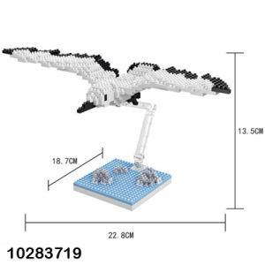 610PCS Eagle Nano Building Blocks Set Toys Bricks (10283720) pictures & photos