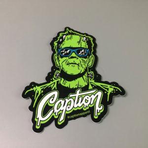 Cheap Die Cut Logo Custom Vinyl Sticker for Store Promotion pictures & photos