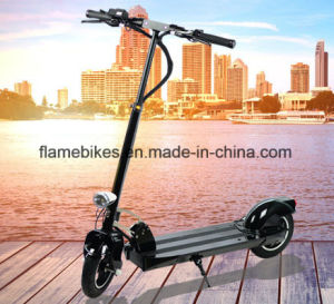 10 Inch Speedway Portable Scooter with 400W pictures & photos