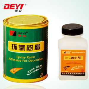 Epoxy Resin Ab Adhesive Mixing Ratio 2: 1 for Wood Bonding in Furniture Industry pictures & photos