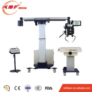 Lazy Arm Large Size Mould Repairing Laser Welding Machine pictures & photos