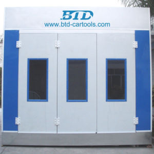 Btd Car Infrared Heat Lamps Spray Booth for Sale with Ce pictures & photos