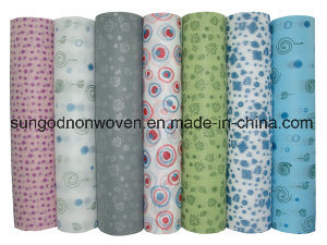 Spunbond Nonwoven Fabric for Home Textile Fabric pictures & photos