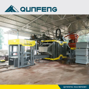 Concrete Block Making Machine\ Paving Brick Machine (QFT10-15G) pictures & photos