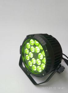 New Professional 18PCS*10W RGBW LED Waterproof PAR Light pictures & photos