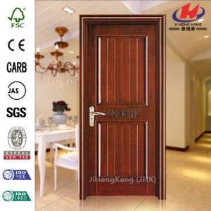 Best Selling Arched Wooden Molded MDF Veneer Door (JHK-S01) pictures & photos