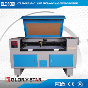 Glass Laser Tube Nonmetal Laser Cutting Engraving Machine with Ce pictures & photos