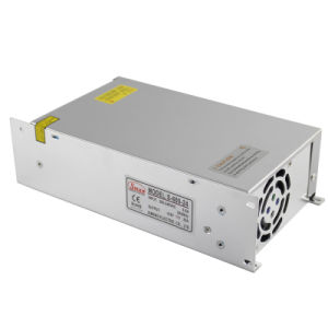 Smun S-600-24 24VDC 25A 600W Switch Mode Power Supply SMPS pictures & photos