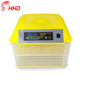 CE Certificate Automatic Small 96 Egg Incubators Hatchery Machine pictures & photos