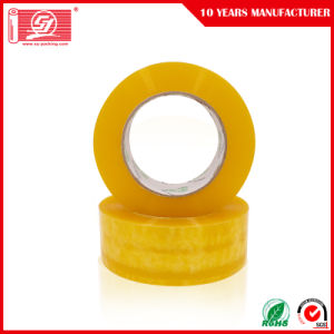 120yards Water Based Acrylic Adhesive Clear BOPP Packing Tapes 120rolls in a Carton pictures & photos
