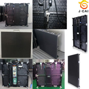 Outdoor P4.81 SMD LED Display Screen for Rental Work Advertising pictures & photos