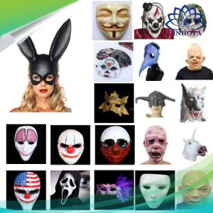 Halloween Latex Animal Horror Skull Face Mask pictures & photos