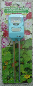 Newest Soil Moisture & PH Meter (MP-660) pictures & photos