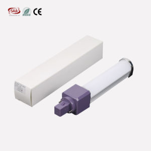 Factory Price Hot Selling Violet LED Plug Lights 8W 4000K G23 G24 E27 Connector SMD5630 Bulb pictures & photos