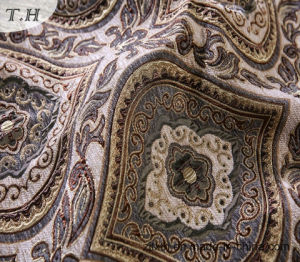 Chenille Decorative Fabric for Furniture (FTH32073A) pictures & photos