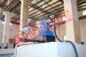 QC12y-12*3200 Nc Electric Sheet Metal Cutting Shearing Machine pictures & photos