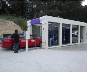Automatic Tunnel Type Car Cleaner Wash Machine pictures & photos