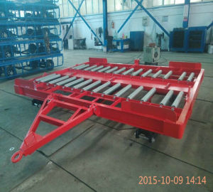 Aviation Pallet Dolly Container Dolly pictures & photos