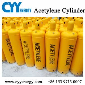 40L Stainless Steel Gas Cylinder for Oxygen Nitrogen Argon Gas with ISO Standard pictures & photos