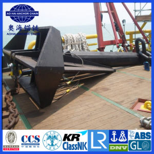 10000kg 10 T Hhp Delta Type Anchor pictures & photos