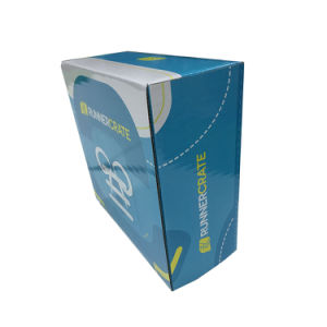 Cheap High Quality Customized Corrugated Paper Shoe Box pictures & photos