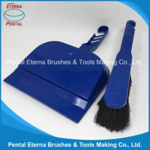 Hot Sale Design Plastic Dustpan with Brush for Cleaning Floor pictures & photos