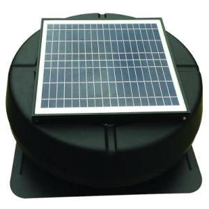 Solar Vent 14 Inch 30W Attic Fan Warehouse Exhaust Fan pictures & photos