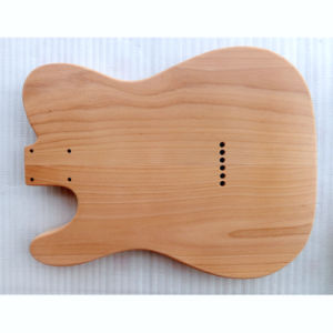 Custom Unfinished 2 Piece Alder Tl Guitar Body pictures & photos