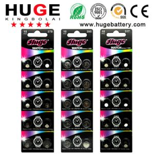 1.55V Silver Oxide Battery Watch Battery (317 SR516SW) pictures & photos
