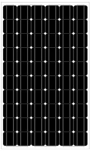 DC 24V 300W Mono Crystalline Solar Panel pictures & photos