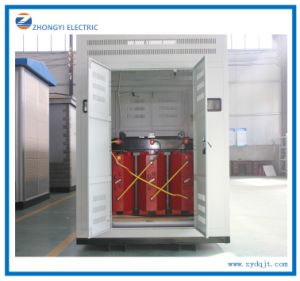 Low Voltage Dry Type Three Phase Variable Electrnonic Transformer pictures & photos