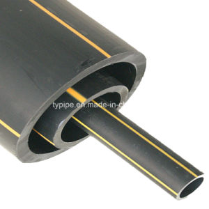 Dn 400mm PE100 High Quality PE Pipe for Gas Supply pictures & photos