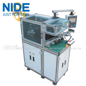 Armature Rotor Insulation Paper Inserting Machine for DC Motor Wiper Motor pictures & photos