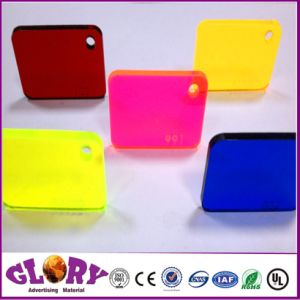 Plastic Casting Display Acrylic Sheet for Advertising Sign pictures & photos