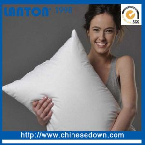 Classic Popular Factory Price White Duck Goose Feather Down Cushion pictures & photos