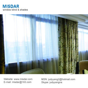 Remote Curtain Track for Window Treatments pictures & photos