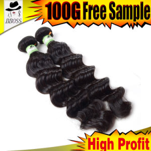 Loose Wave Indian Remy Hair with Good Feedback pictures & photos