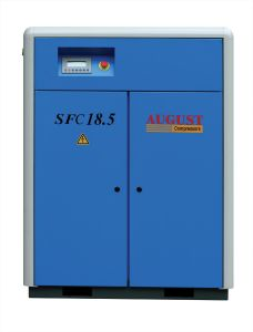 Sfc 18.5kw/25HP Stationary Air Cooled Screw Compressor pictures & photos